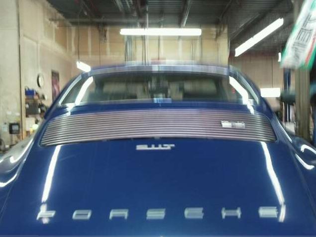 Porsche Alignment
